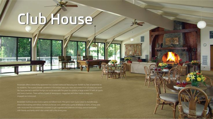 Face Holiday Village | Villas in Ooty | Brochure | Page - 21 | Club House in Face Holiday Village