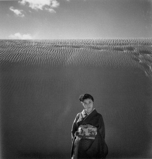 植田正治, photographer, Shoji Ueda
