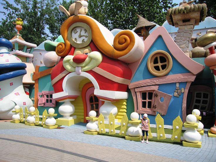 Детские парки развлечений Италии