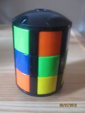 Bit like a Rubik's cube..but Cylinder shaped..