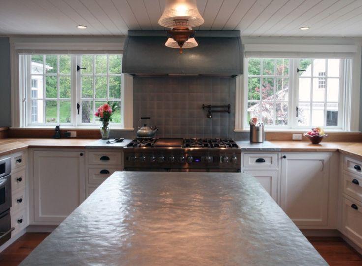 Gray Countertop Options : Wooden Countertop ~ http://qo-home.com/countertop-appearance-options ...
