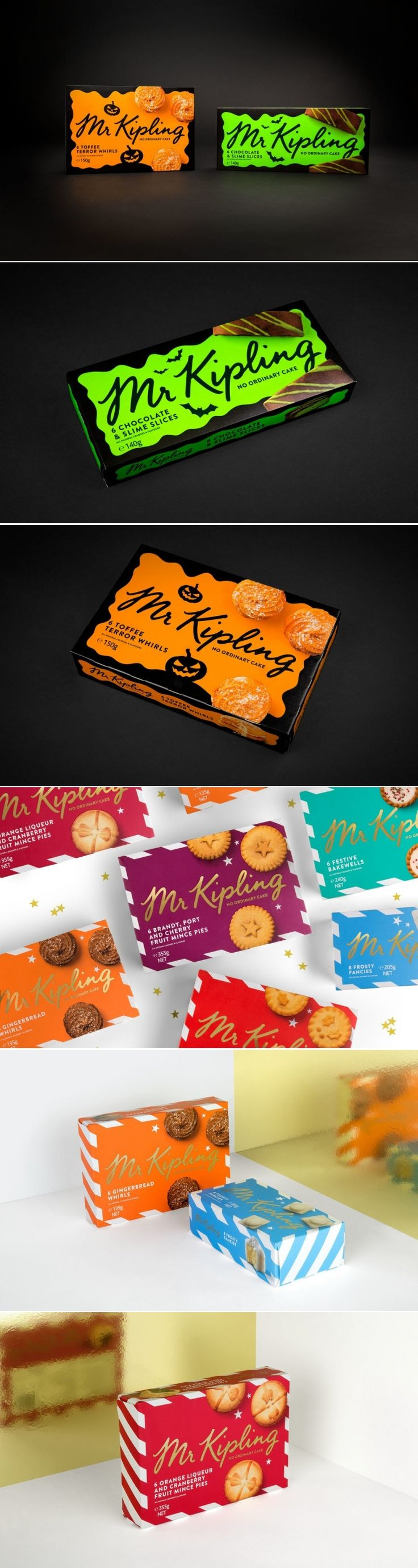 Check Out This Super Festive Packaging Just In Time For The Holidays — The Dieline | Packaging & Branding Design & Innovation News