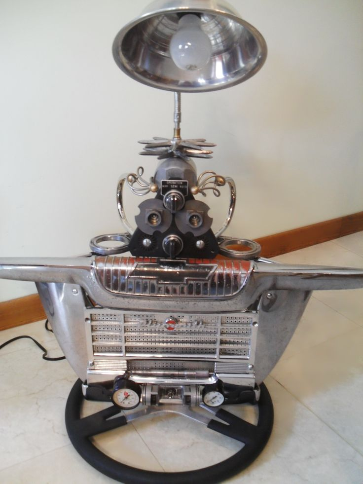 131 Best Handmade Upcycled Gearhead Creations All Made By