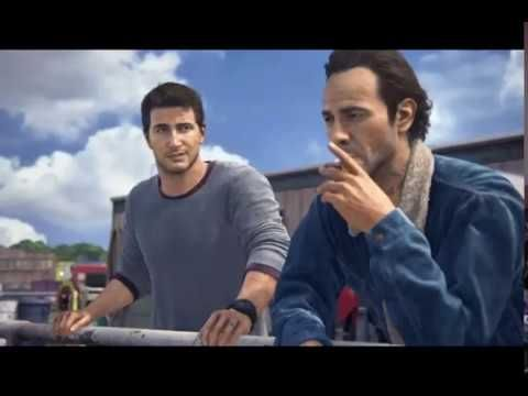 Uncharted 4 A Thief's End Chapter 5 : Hector Alcazar