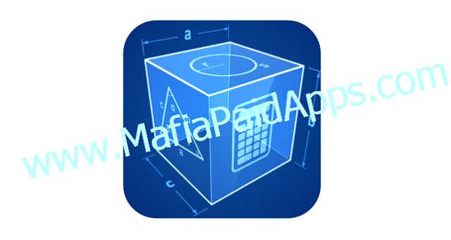 Geometry Calculator v2.2 Apk   Geometric Calculator Calculates plane and solid figures: Triangle square rectangle parallelogram rhombus trapezoid rectangle polygon circle circle ellipse. Sphere cube box cylinder cone truncated cone prism pyramid truncated pyramid the octahedron. For every geometry shape there is step by step math solve solution provided! If you either a schoolkid or an undergraduate this math solver toolkit will be helpful for you! Planimetrics:  Triangle - Parties - angles…