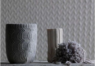 Interior styling by Lara Hutton in beautiful woollen neutrals, photography by Jason Loucas #jasonloucas #larahutton #wool #neutral #styling #interiors #pompom