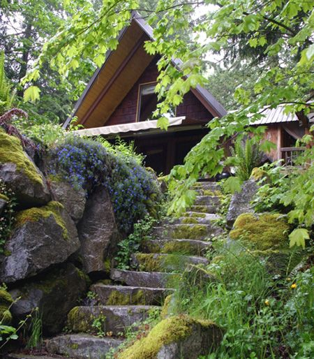 Washington state romantic getaway rental vacation cabin for Romantic weekend getaways dc