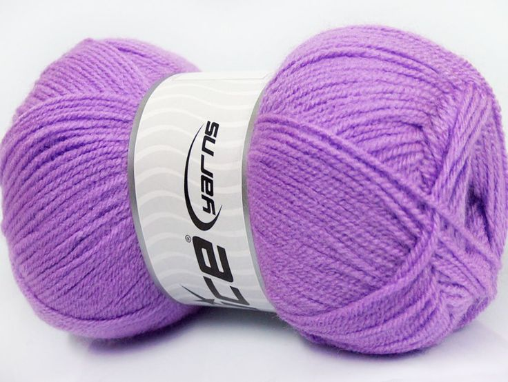 Baby yarn in many colors!