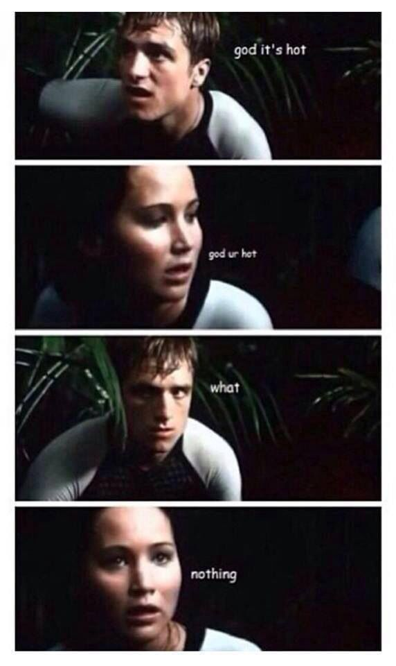 67 best the hunger games memes images on pinterest hunger games the hunger games catching fire voltagebd Gallery