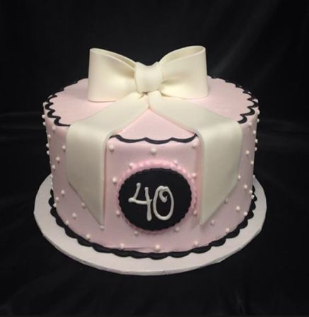 Womens Birthday Cakes By Darcy