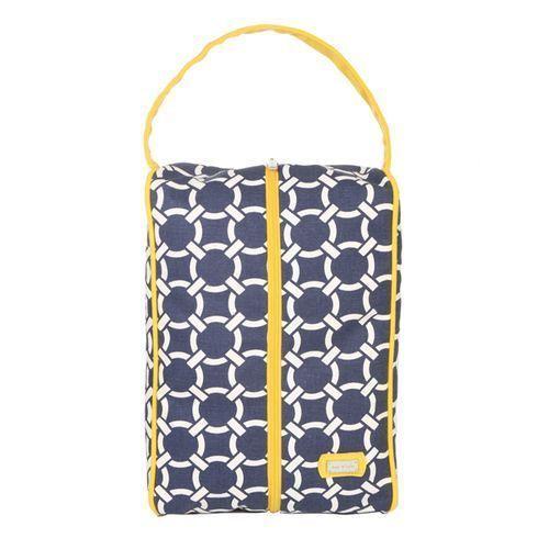 Ame & Lulu Canary Ladies Golf Shoe Bag #golfadvice #AllAboutGolfAndGolfThings!