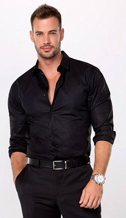 "William Levy- again another ""Pretty Boy"" not my thing but he's still lovely to look at! I mean Gawk at"