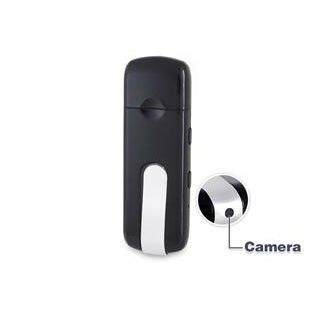 USB Drive with Hidden Spy Camera and Recorder