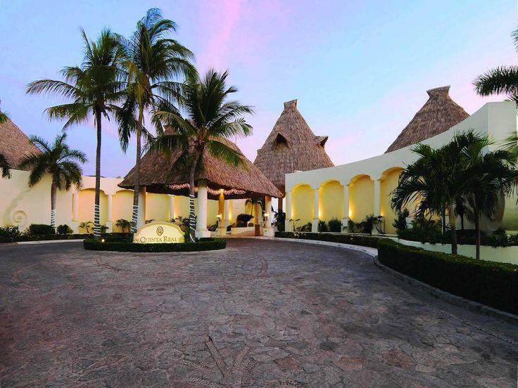 Hotel Quinta Real Acapulco - Acapulco de Juárez #HotelDirect info: HotelDirect.com