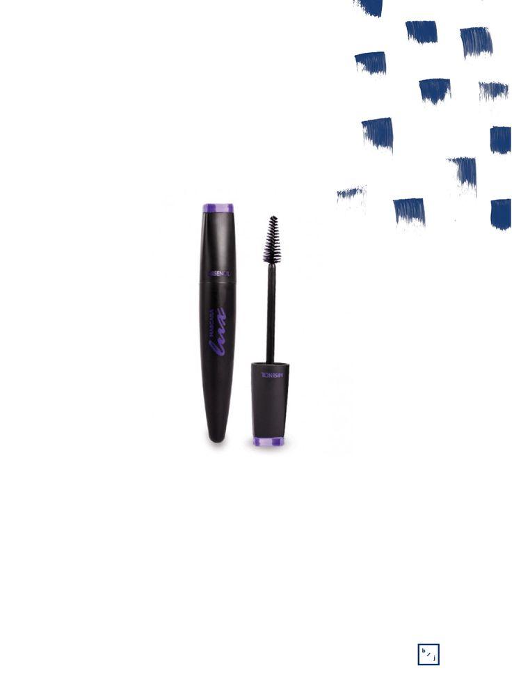 Misencil ajoute une nouveauté incontournable à sa panoplie d'essentiels beauté: le mascara Lux.  #mascara #lux #misencil www.misencil.com