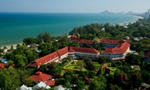 The Grand Railway Hotel in Hua Hin, Thailand...simple the most awesome hotel I've ever stayed in.