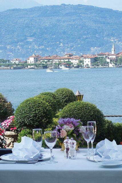 Villa and Palazzo Aminta Hotel,Stresa, Italy
