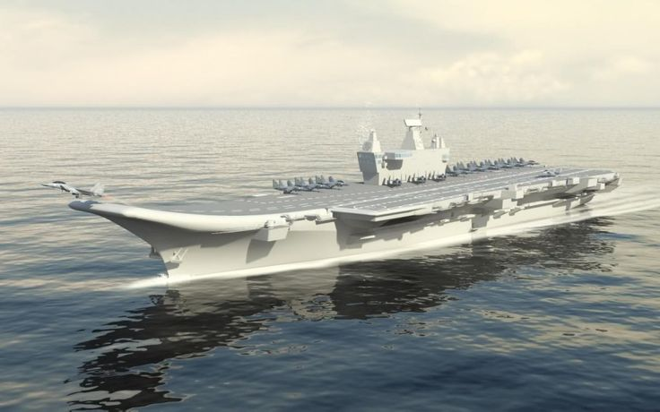 India has finally set the ball rolling for the eventual construction of its largest-ever warship, the 65,000-tonne aircraft carrier INS Vishal. The defence acquisitions council (DAC) has sanctioned an initial Rs 30 crore as seed money for the project.  # India # china #War #Construction #Aircraft #Modi#Largest warship#Ship
