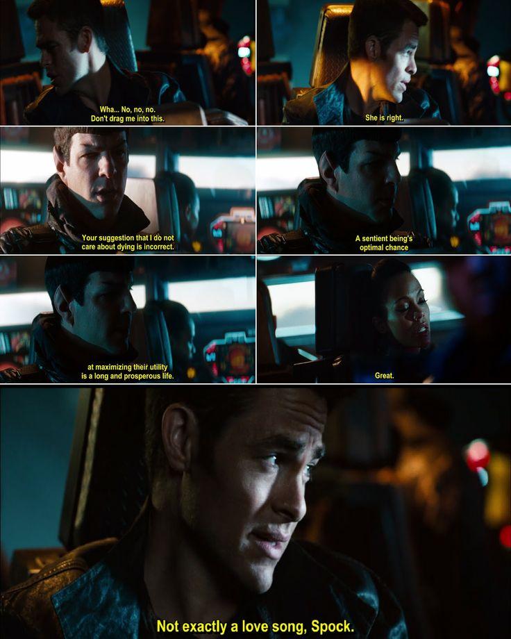 Star Trek Into Darkness Quotes