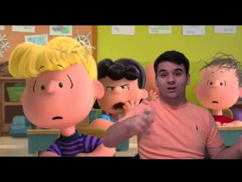 Film Review: The Peanuts Movie by KIDS FIRST! Film Critic Brandon C. #ThePeanutsMovie