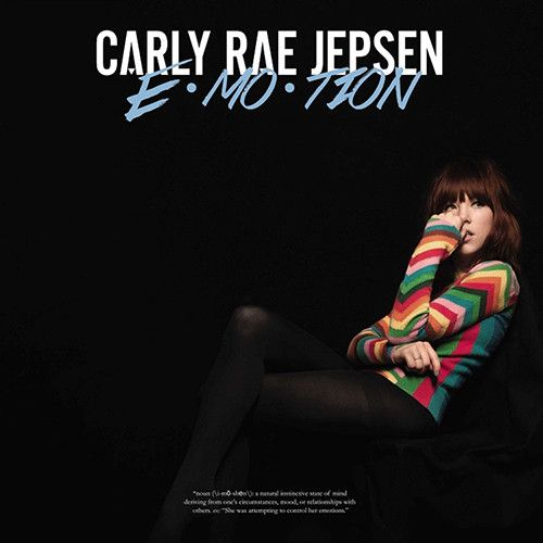 """Carly Rae Jepsen Emotion on LP On the follow-up to her U.S. debut album Kiss - a 2012 release featuring the Grammy Award-nominated, multi-platinum-selling breakout hit """"Call Me Maybe"""" - singer/songwri"""