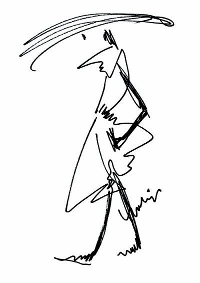 Yohji Yamamoto drawing                                                                                                                                                                                 More
