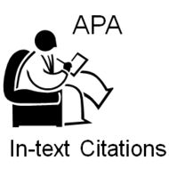 This lesson goes over how to format an in-text citation in