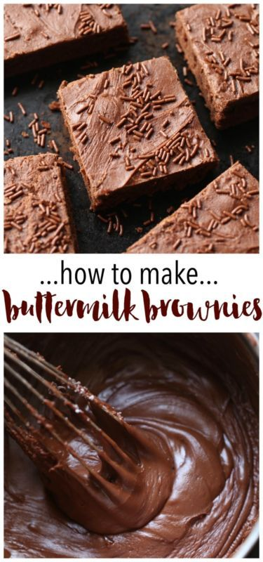 Brownies are one of those simple recipes that seem to have endless adaptations, while all still remaining very similar. You can add candy, caramel, fudge, chocolate chips...to name a few...to reinvent...