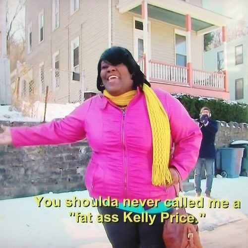 """The nickname this woman will never live down.   13 Of The Most Iconic Moments So Far From MTV's """"Catfish"""""""