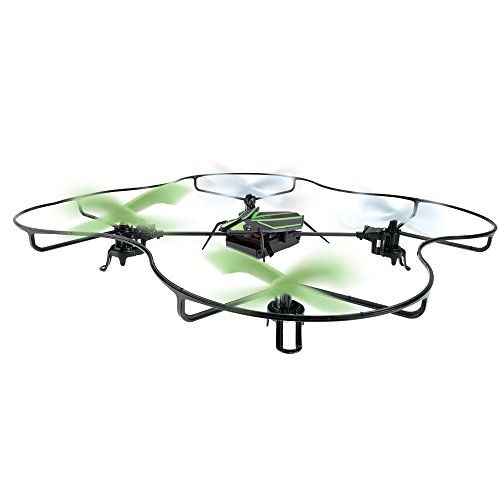 RadioShack Drone 4Q Pro Quadcopter Heliquad RC Radio Controlled *** You can find more details by visiting the image link.Note:It is affiliate link to Amazon.