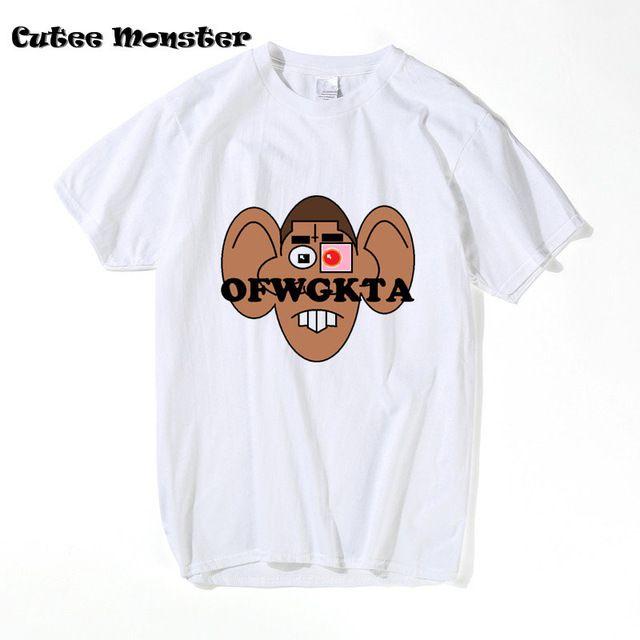 Tyler The Creator T Shirt Odd Future Ofwgkta Golf WANG T shirts Men Summer Casual Cotton Short Sleeve Tops Tee Clothing