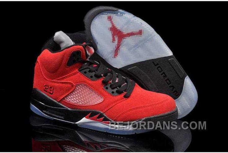 http://www.bejordans.com/big-discount-nike-air-jordan-5-mens-2014-anti-fur-red-black-shoes-6xrdy.html BIG DISCOUNT NIKE AIR JORDAN 5 MENS 2014 ANTI FUR RED BLACK SHOES 6XRDY Only $89.00 , Free Shipping!