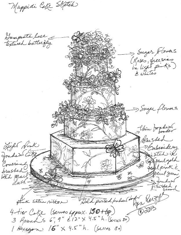 sketches of wedding cakes 17 best images about sketches on kate 20176