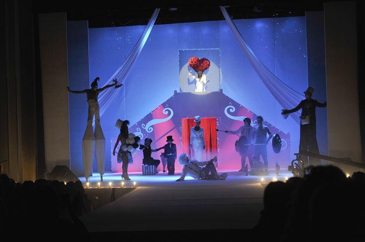 Massimiliano Ottolini | Le Cirque