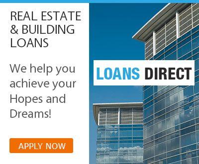 #RealEstate & #BuildingLoans