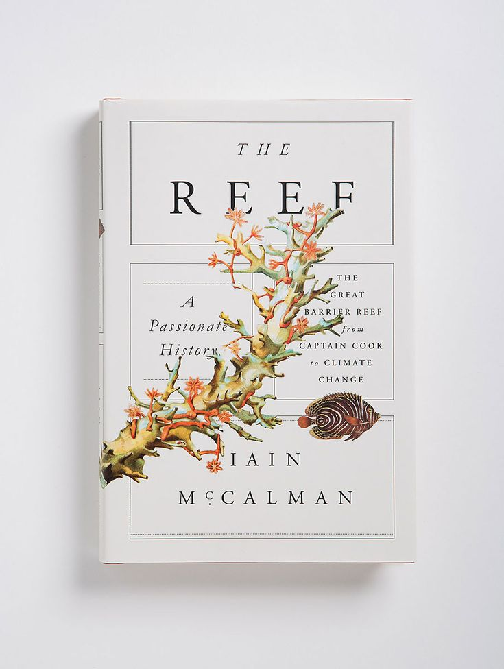 The Reef / #bookcover design by Oliver Munday. via Miss Moss