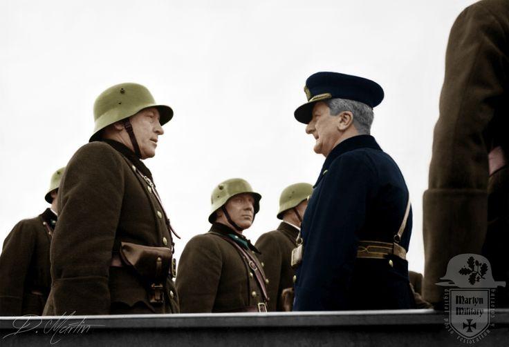 Kárpátaljai látogatás a magyar csapatoknál.