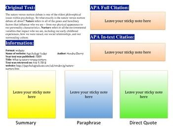 Quote Apa Format Beauteous The 25 Best Quoting In Apa Ideas On Pinterest  System Restore