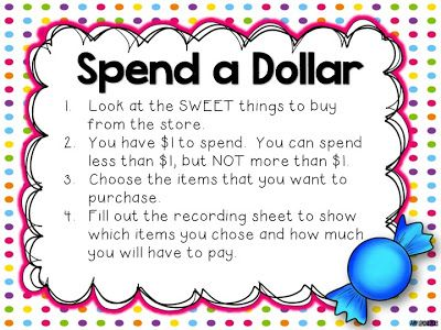 Step into 2nd Grade with Mrs. Lemons: Money