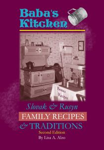 Baba's Kitchen: Slovak & Rusyn Family Recipes and Traditions, 2nd edition.  My Slovak Grandma made the best, very best home made noodles every week.