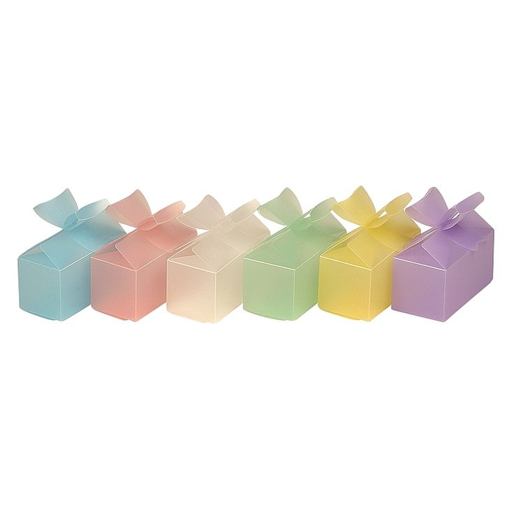 Polypro boxes are strong and stylish. They are flat packed for easy storage and can be easily popped up when ready to use. The frosted colours are great for adding a touch of class.