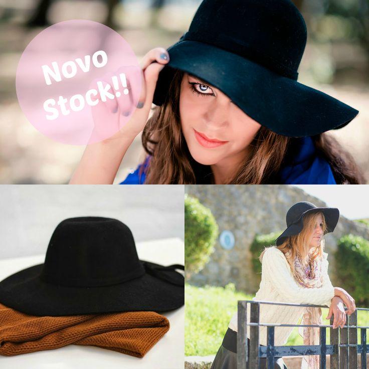 New Stock in black hat!! <3