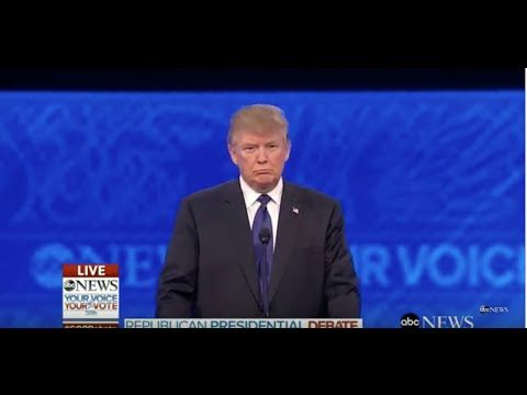 Republican Debate 2016 | GOP New Hampshire Debate on ABC News [FULL 1st Hour] - YouTube