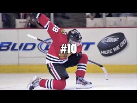 Patrick Kane Top 10 Shootout Goals - YouTube