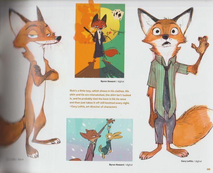 2d Character Design Pdf : Best ideas about zootopia concept art on pinterest