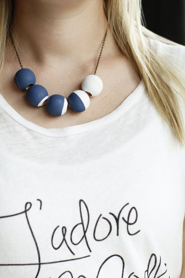 How to Create a Lunar-Inspired DIY Necklace (http://blog.hgtv.com/design/2014/08/26/how-to-create-a-lunar-inspired-diy-necklace/?soc=pinterest): Crafty Stuff, Boho Chic, Diy Crafts Ideas, Heart Hgtv, Lunar Inspired Diy, Jewelry, Craft Lab, Craft Ideas, Necklace