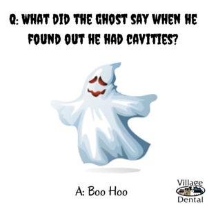 ... Utah ghost dental joke
