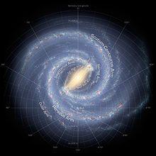 Vía Láctea - Wikipedia, la enciclopedia libre