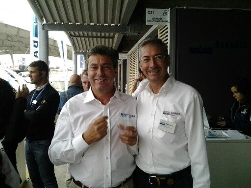 Carlo and Sandro