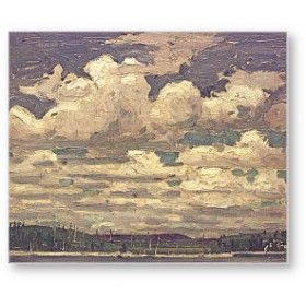 Summer Day. Tom Thomson. Group of Seven